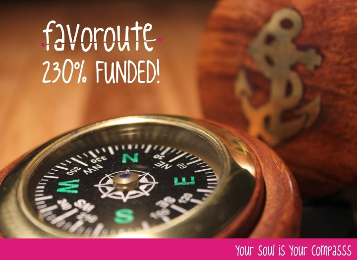 230% Crowdfunded